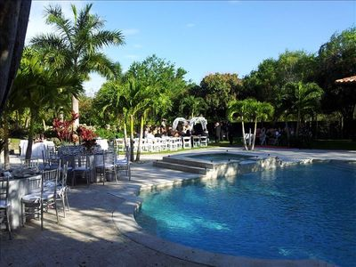 Miami Beach villa rental