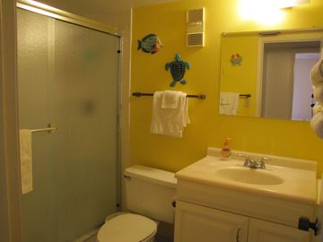 Second bathroom. Renovations made in 2010.