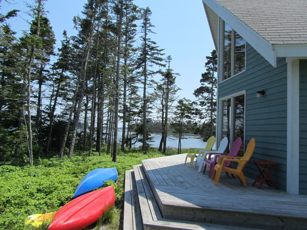 a secluded nova scotia oceanfront paradise