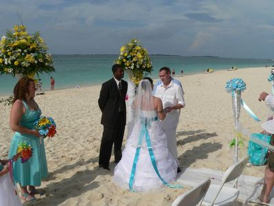 Beach Wedding Planning Available