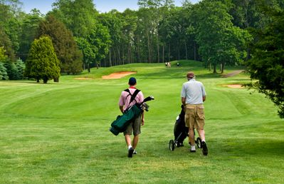 Guilford Lakes Golf Club is only 5 minutes away