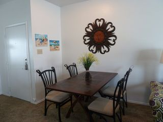 North Padre Island condo photo - Dining area