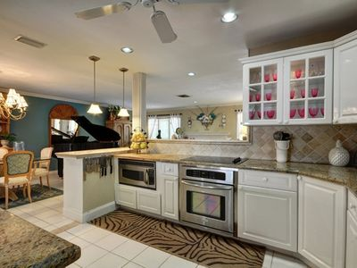 Delray Beach house rental - Kitchen.