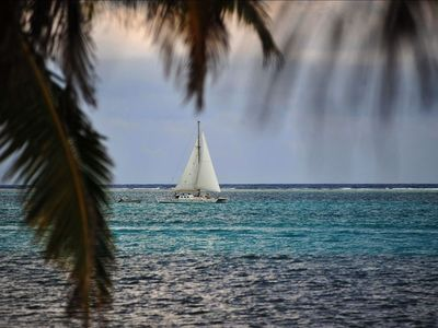 No Worries....No Rush! Ask our Friendly Staff to Arrange a Catamaran Sail!