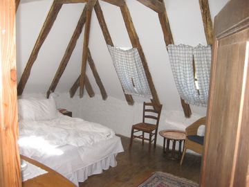 Bedroom at Crozat