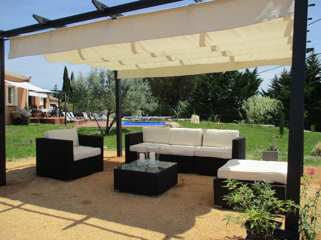 Peaceful house, with pool , Boisset-et-gaujac, Languedoc-Roussillon