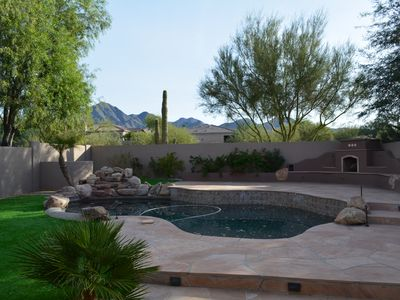 Single Level, Ranch Style Home in Luxurious McDowell Mountain Ranch