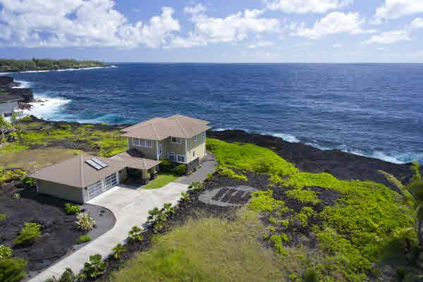 """""""The Blue Horizon""""   Uli Po'ailani Direct Ocean Front!  Watch Whales!"""