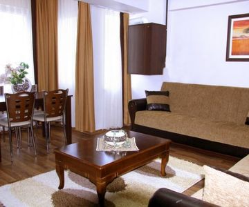 Luxury, Furnished and Centrally Located Apart Room for 2 in Harbiye
