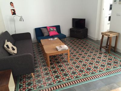 Apartment with courtyard in the center of Granada