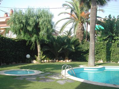 Sitges: Nice Apartment in Sitges - large terrace-free wifi