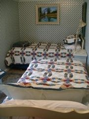 Custer house photo - Two Twin Beds Room