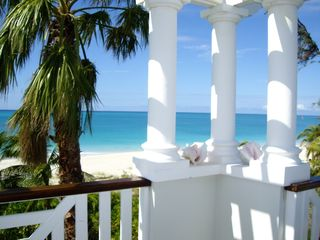 Providenciales - Provo condo photo - Another Gorgeous View from the Balcony