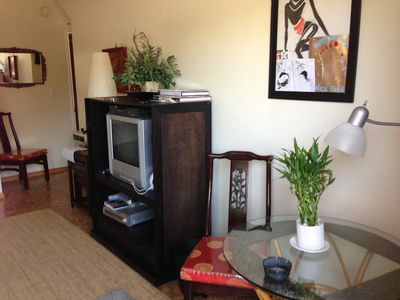 Table and TV Unit