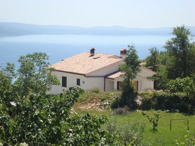 image for Apartment Pavincica Mali Kosi with stunning views of the Adriatic Sea