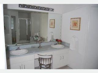 Indian Ridge house photo - Huge ensuite with his and her sinks, show and tub