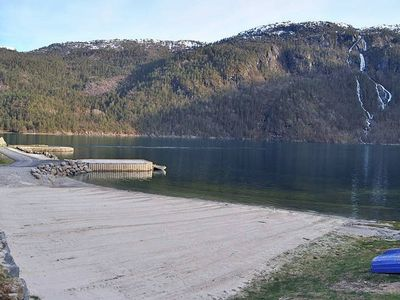 Vacation home Odda  in Fjaera, Western Norway - 6 persons, 2 bedrooms