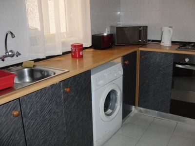 Sliema apartment rental - Flat Eight Kitchen area