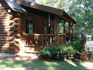 Wisconsin Dells cabin photo - from the other side