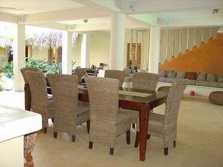 Las Terrenas house photo - Interior Dining Area