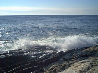 Pemaquid Beach house photo - A short jaunt to crashing surf at Pemaquid Point.