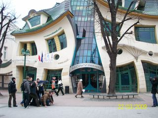 Sopot apartment photo - Crooked House