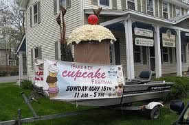 New Paltz house photo - Gardiner cupcake festival!