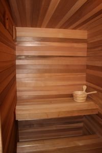 Traditional Finnish Sauna - 4 person