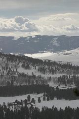 Granby lodge photo - Winter View