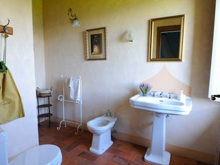 Lucca villa photo - Another Bathroom of the Villa