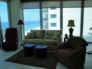 Gulf Shores condo photo - LIVING AREA