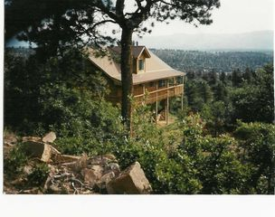 Rutheron house photo - Your quiet and private retreat-atop 1,000 acres