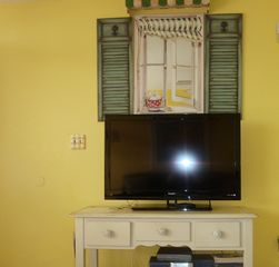 Cherry Grove Beach condo photo - Flat screen TV