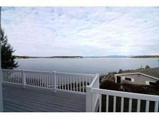 Gilford house photo - View from deck of master suite.