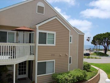 Dana Point condo rental - Welcome! Best location-UPPER FRONT ROW ! with wide ocean and sunset views breeze