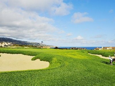 Golf is right out your front door ... only a minute walk away!