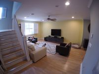 Fabulous townhouse 3 blocks from trendy Atlantic Ave & 1 mile to beach