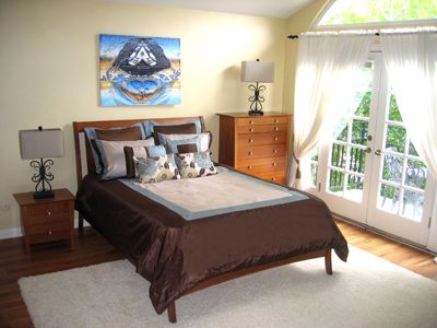 Agoura Hills townhome rental - Master Bedroom