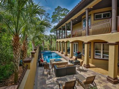 The Total Experience - 5BR, Gorgeous Private Pool And Seclusion - EV Friendly