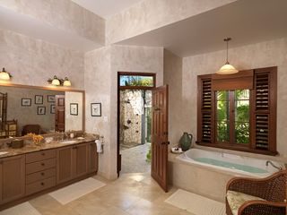 Montego Bay villa photo - Orchid Room Bath