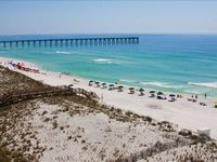 Spacious Beach-Front Condo with Stunning Views of the Gulf Coast, A Must-See!!!