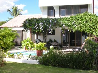 La Romana villa photo - A view from the backyard of Golf Villa # 3