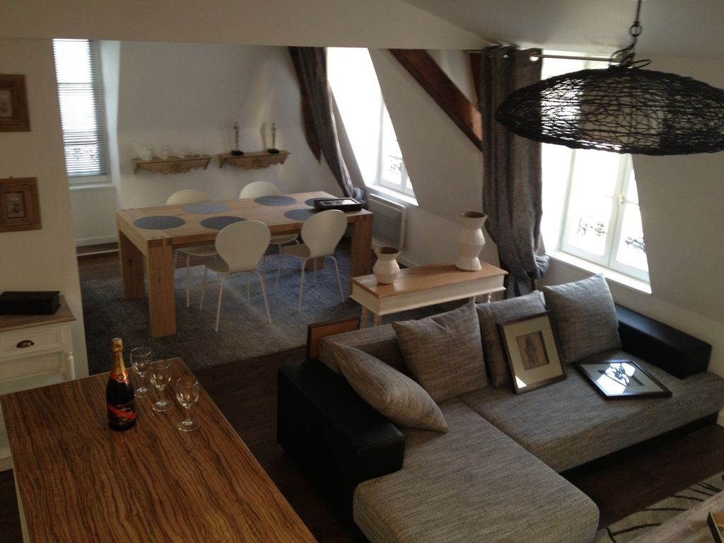 Apartment near the beach, 57 square meters, great guest reviews