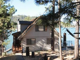 Big Bear Lake cabin photo