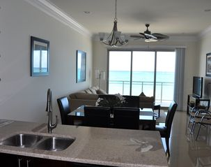 Nassau & Paradise Island townhome photo - View from kitchen.