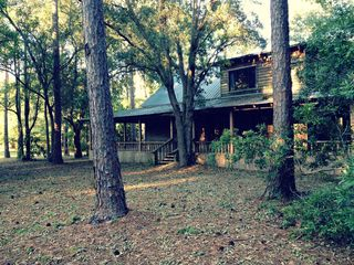 Apalachicola cabin photo - cabin in the woods.