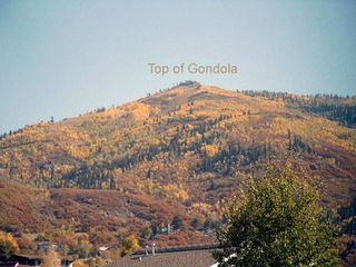 Steamboat Springs condo photo - View to Gondola from Deck