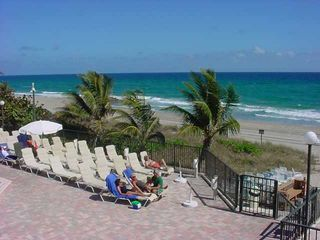 Highland Beach condo photo - Beach Club