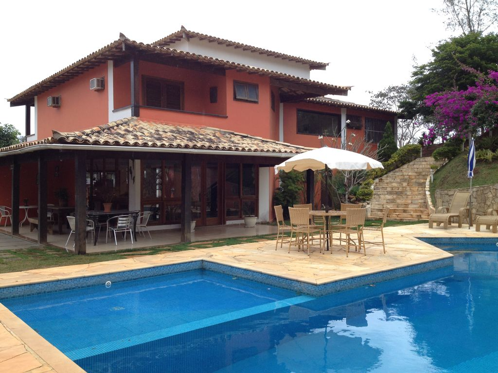 House 5 Bedrooms Swimming Pool Barbecue Homeaway Village De B Zios