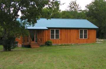 Calico Rock cabin rental - Calico Creek Retreat